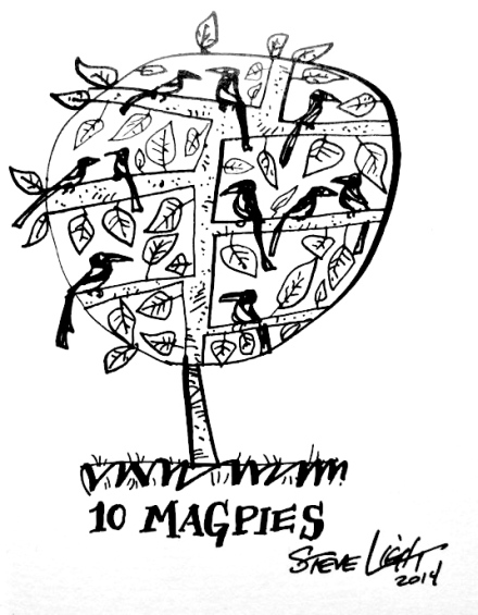 10magpies