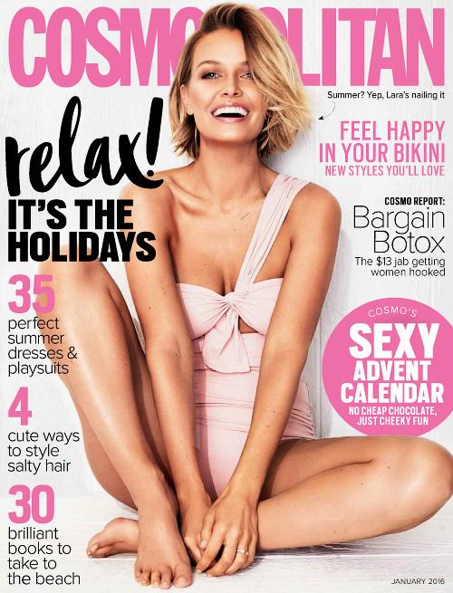 Cosmopolitan Australia - January 2016